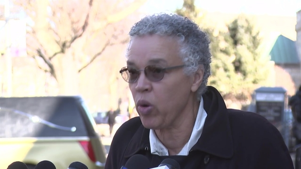 [CHI] Preckwinkle Discusses Burke's Alleged Extortion