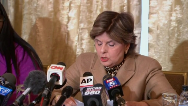 [CHI] Gloria Allred References Bill Cosby in Message to R. Kelly
