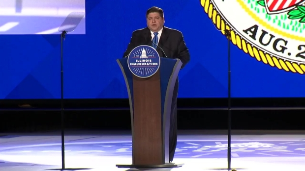 [CHI] Pritzker Sworn in as 43rd Governor of Illinois
