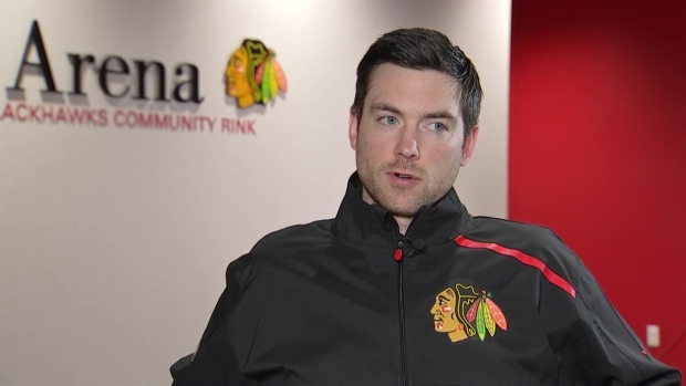 Jeremy Colliton Sits Down With Mike Berman