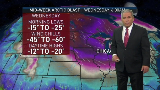 Why Chicago Will Be So Cold This Week