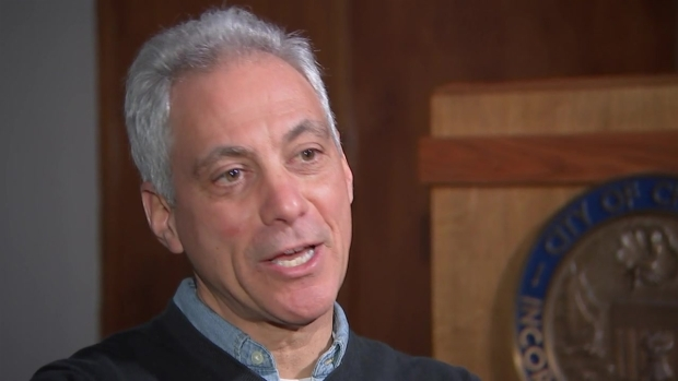 Part 2: Mayor Emanuel Sits Down With NBC 5's Mary Ann Ahern
