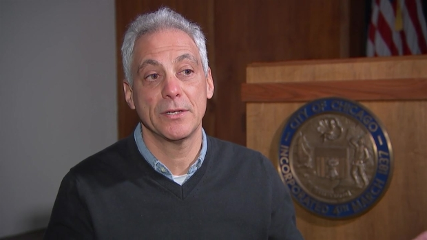 Part 3: Mayor Emanuel Sits Down With NBC 5's Mary Ann Ahern