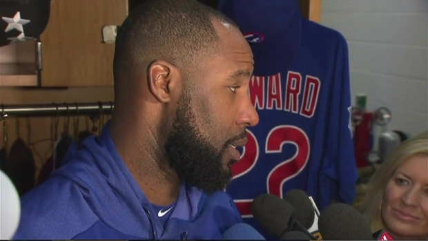 [CHI] Jason Heyward Talks About Cubs' Depth Ahead of Spring Training
