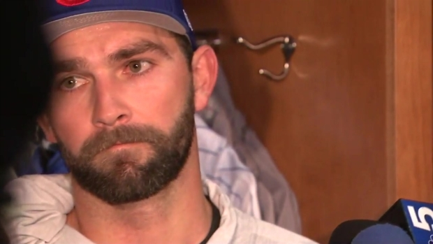 Tyler Chatwood Reveals His Goals for 2019