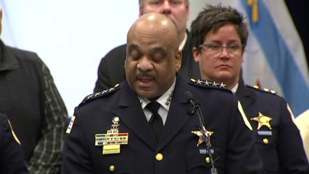 Watch Supt. Johnson's Full Speech on Jussie Smollett Case