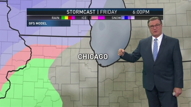 [CHI] Chicago Weather: Election Day