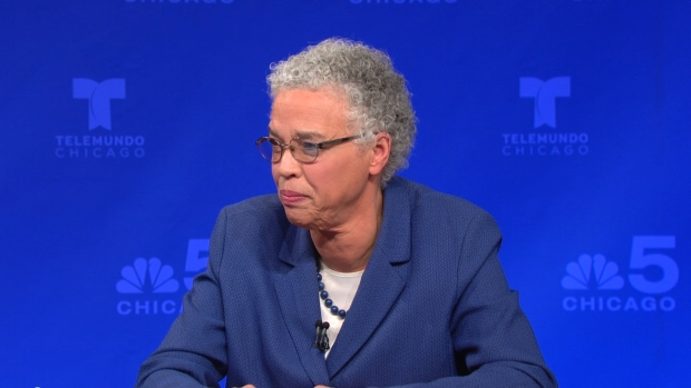 Watch: Lightfoot, Preckwinkle Debate, Part 6