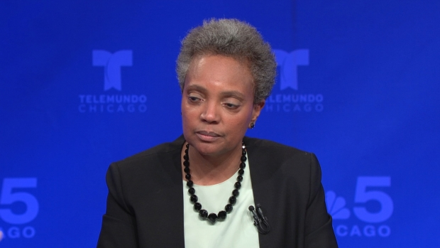 Watch: Lightfoot, Preckwinkle Debate, Part 8