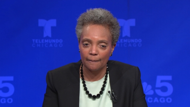 Watch: Lightfoot, Preckwinkle Debate, Part 9