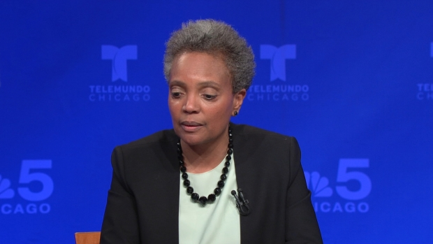 Watch: Lightfoot, Preckwinkle Debate, Part 11