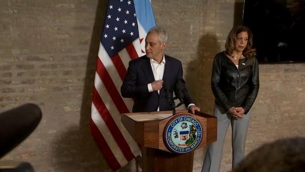 [CHI] Chicago Mayor Says City Will Send Smollett Bill for Investigation