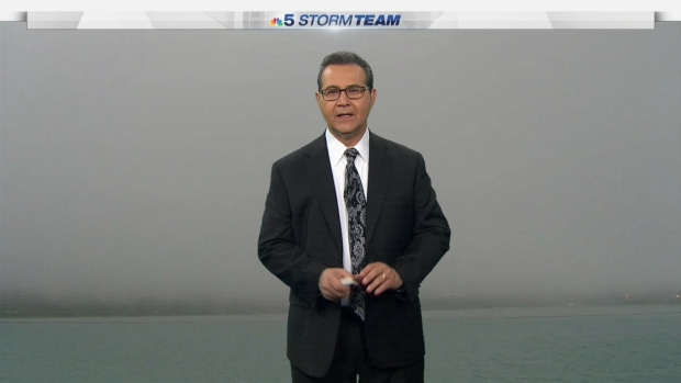 [CHI] Chicago Weather Forecast: Overcast, Breezy, Damp and Chilly