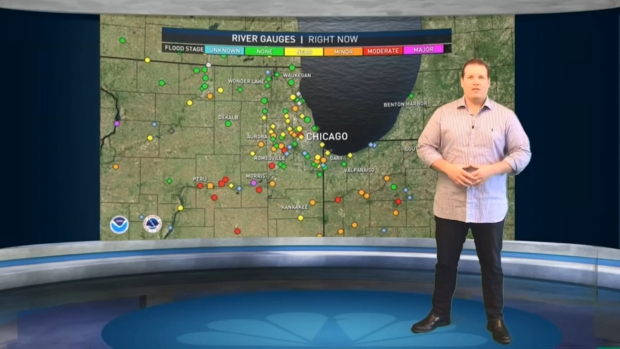 [CHI] Here's When Chicago Area Will See Flooding Relief