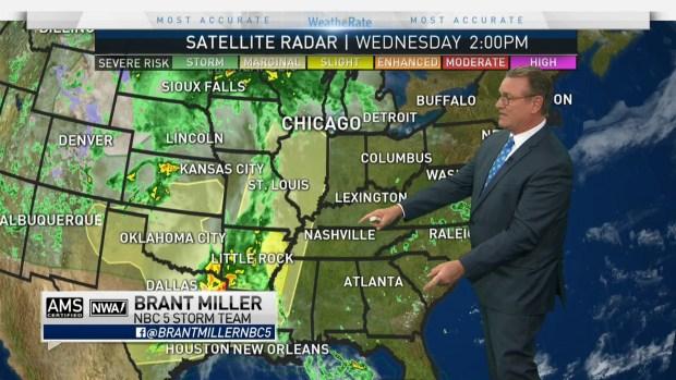 [CHI] Wednesday Evening Forecast