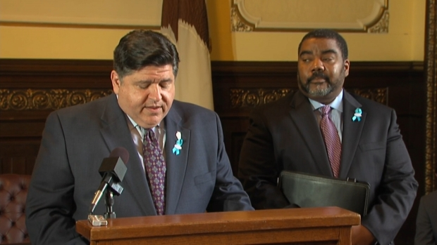 [CHI] Pritzker Addresses Startling DCFS Report