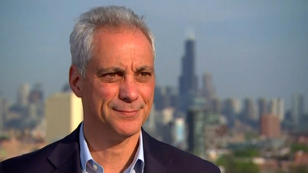 Mayor Rahm Emanuel's Final Interview With NBC 5 Pt. 2