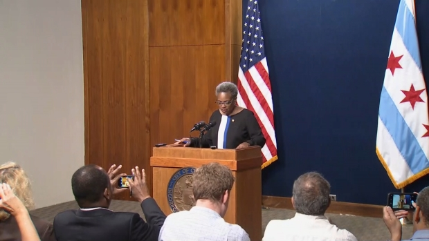 [CHI] 'He Has Forfeited the Moral Authority' Lightfoot Says in Calling for Burke's Resignation