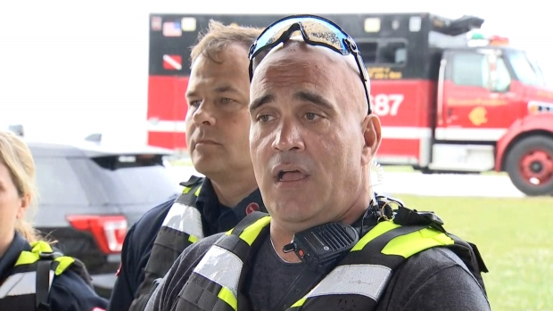 CFD Offers Water Safety Tips for Boaters, Swimmers