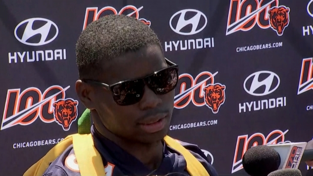 Tarik Cohen Talks Bears, Expectations Before Camp