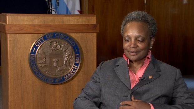 Full Interview With Lori Lightfoot Part I