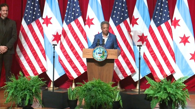 Lori Lightfoot Delivers State of the City Address: Part 1