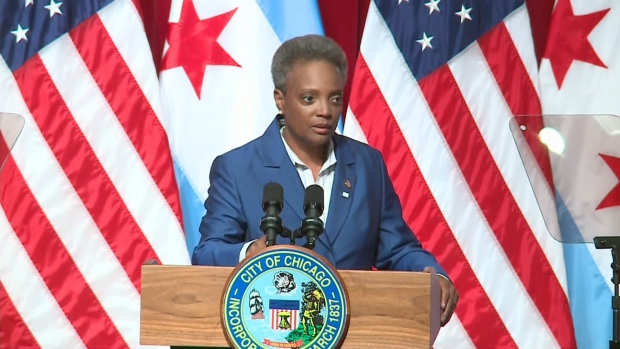 Lori Lightfoot State of the City Part 2