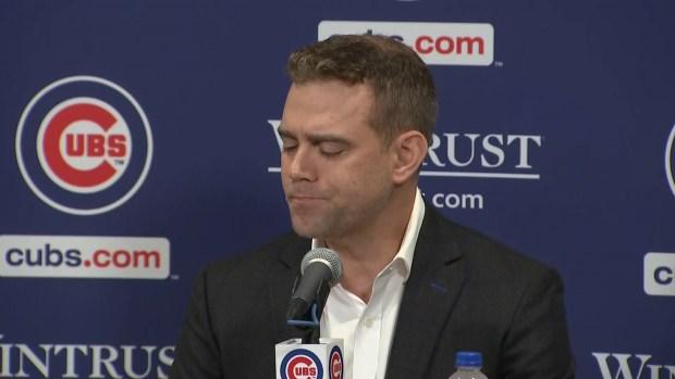 [CHI] Theo Epstein Praises Joe Maddon's Cubs Tenure