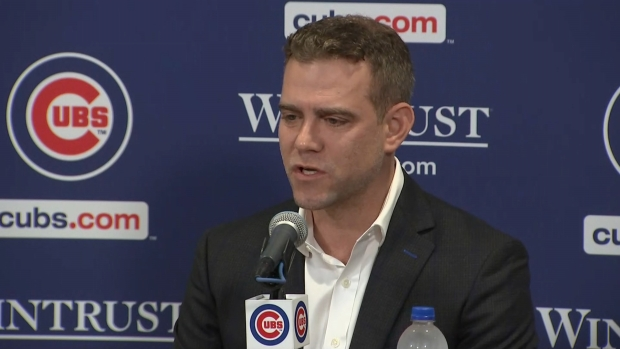 [CHI] Theo Epstein Discusses Managerial Expectations