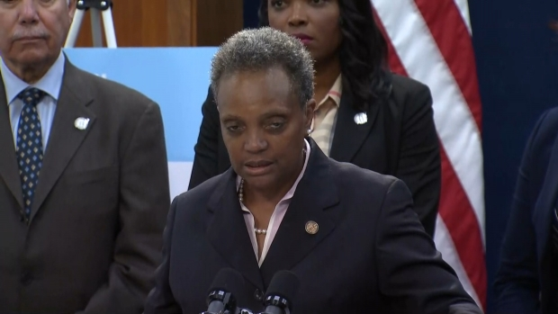 [CHI] Lightfoot on CTU Negotiations: 'The Clock is Ticking'