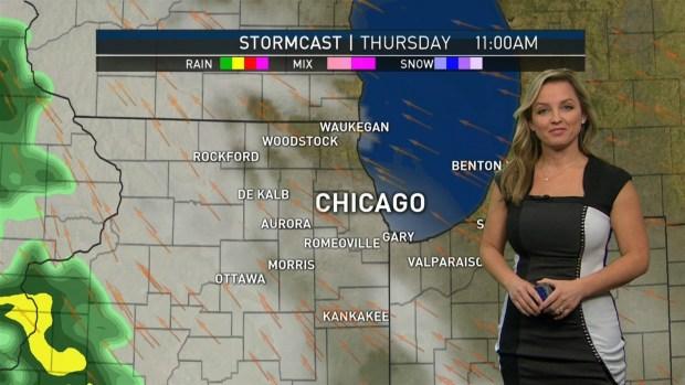 [CHI] Thursday Forecast