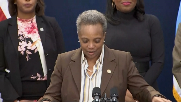 [CHI] Lightfoot Cancels CPS Classes Thursday, Puts Blames on CTU