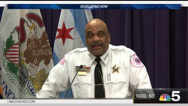 [CHI] Supt. Eddie Johnson Admits to Having Drinks Before Health Scare