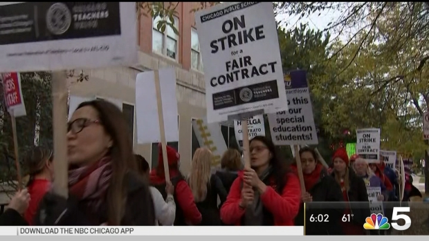 [CHI] Chicago Public Schools Cancels Classes For Tuesday Amid Strike