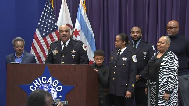 [CHI] Watch Supt. Eddie Johnson's Full Retirement Speech