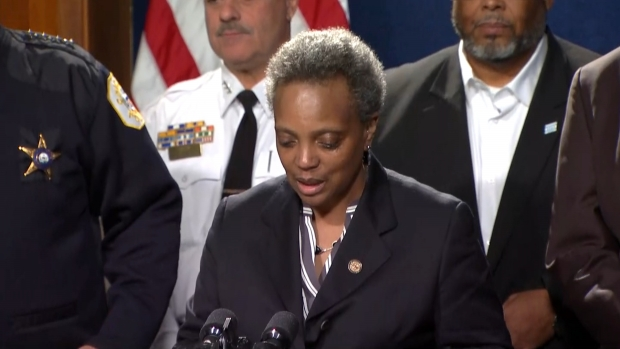 [CHI] Lightfoot Introduces New Interim Chicago Top Cop