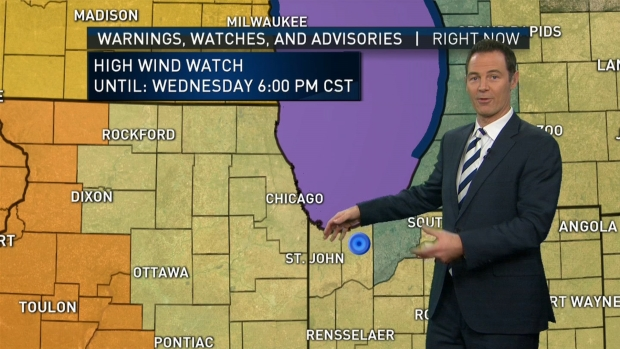 [CHI] Tuesday Forecast