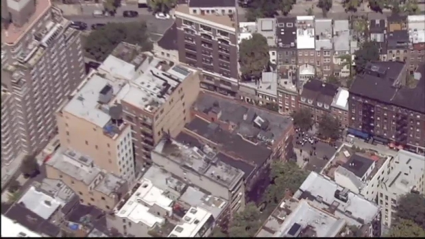 [NY] Chopper 4 Over Greenwich Village Shootout