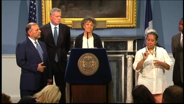 [NY] Health Commissioner, Mayor de Blasio Address Concerns About Legionnaires' Outbreak in the Bronx