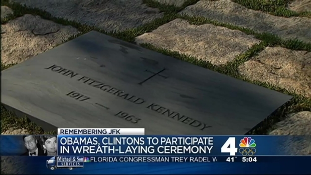 [DC] Obama to Pay Tribute to JFK Legacy