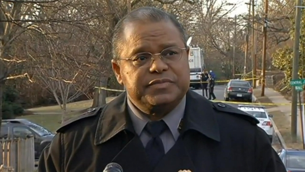 [DC] News Conference in Alexandria Double Murder