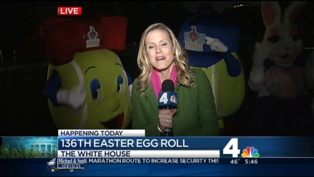 [DC] 136th Annual White House Easter Egg Roll to Draw Thousands