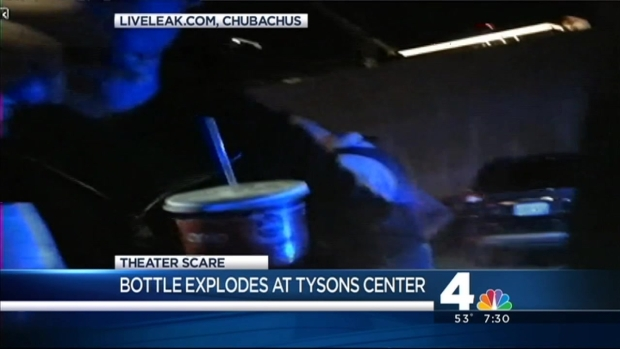 [DC] Water Bottle Causes Theater Scare in Tysons
