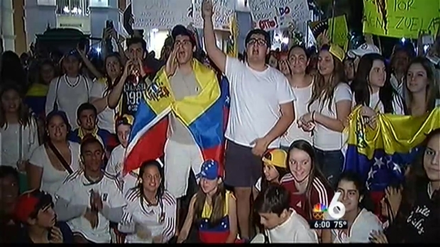 [MI] Death Toll Reaches 5 in Venezuela Protests