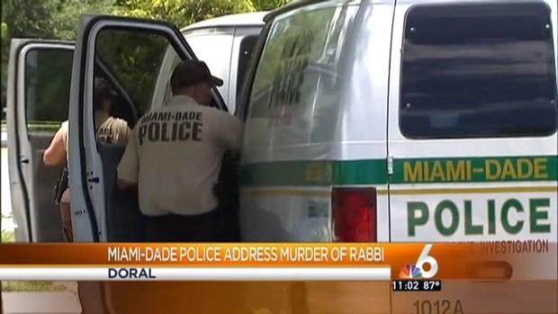 [MI] Police Address Rabbi Death