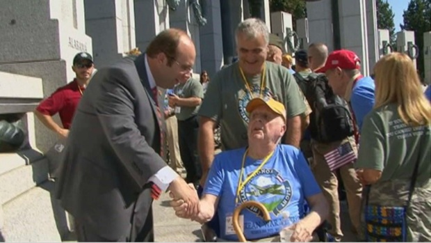[CHI] Veterans Give Lawmakers An Earful On D.C. Trip