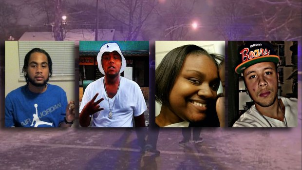 [CHI] NYE Celebration Ends in Police Shooting