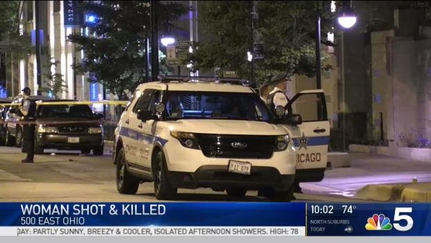 [CHI] Woman Shot to Death in Streeterville