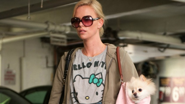 """Young Adult"" Trailer Finds Charlize Theron Drowning in Shots, Lies and Loathing"