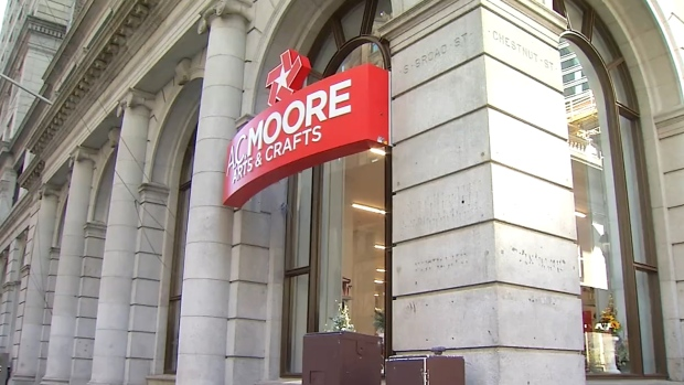 [NATL] A.C. Moore Closing All 145 Stores